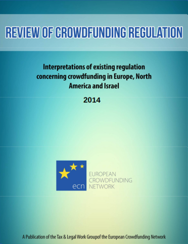 ECN Review of Crowdfunding Regulation 2014