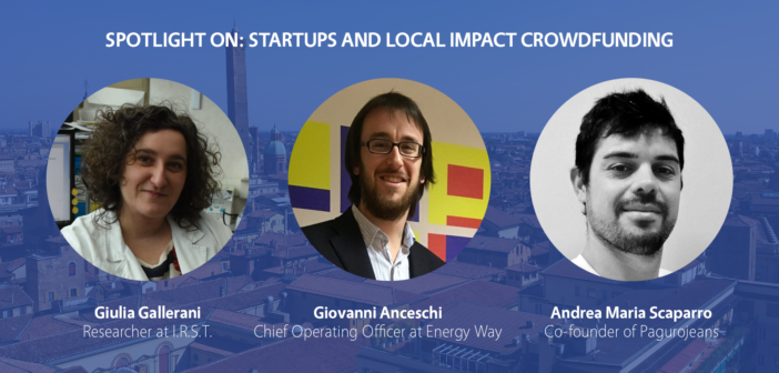 startups and local impact crowdfunding